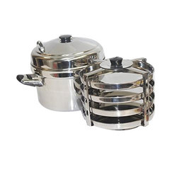 Stainless Steel Dhokla Maker