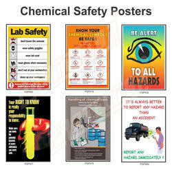 Chemical Safety Poster
