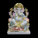 Makrana Marble Ganesh Statue