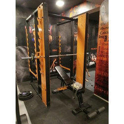 Smith With Squat Rack, for Gym