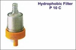 Western Surgical Suction Filters Hydrophobic Filter