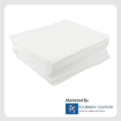 Non Woven Lint Free Wipes Satat 12x12