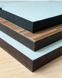 Hallmica Mica wood paper Fire Retardent Grade High Pressure Laminate Sheet, For Laboratory, Thickness: 25 Mm