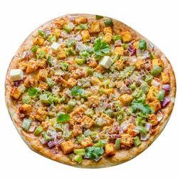 Indian Fiesta Vegetarian Pizza