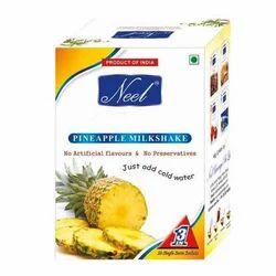 Instant Pineapple Milk Shake