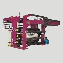 Three Bowl Textile Calendering Machine