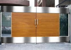 ACP Stainless Steel Gate