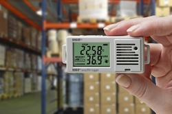 NABL Calibration For Temperature Mapping For Warehouse