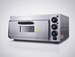 SS Modern Stone Gas Oven