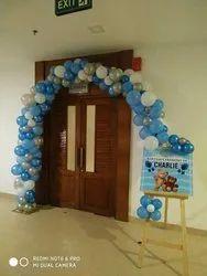 Birthday,Baptism Balloon Decoration, in Trivandrum