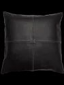 Genuine Leather Cushion Cover