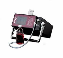Portable Particle Counter for Oil