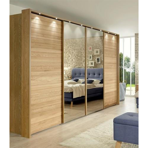 Designer Wardrobes For Interior Inspiration In Amersham: Double Door Sliding Wardrobe At Rs 550 /square Feet