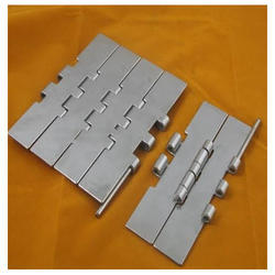 SS 304 Double Hinge Straight Running Chain