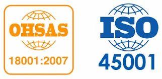 ISO 45001 - Occupational Healt...
