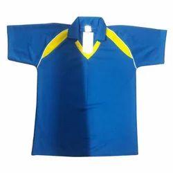 Cotton mix Boy Kids Sports T-Shirt