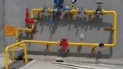 CNG Pipeline Fitting Service