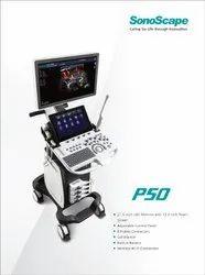 Sonoscape Ultrasound Equipment, p50