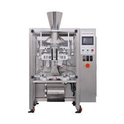 Collar Type Vertical Form Fill Sealing Machine