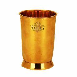 Brass Luxury Glass, Size: 2.7