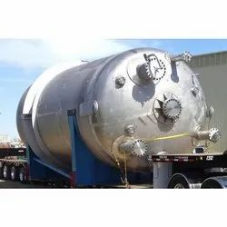 Mild Steel Tank Fabrication Service