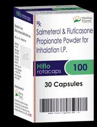 Hiflo 100 Rotacaps - Salmeterol 50mcg   Fluticasone 100mcg