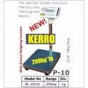 Platform Scale 200kg with Animal Weighing Function