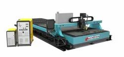 CNC Plasma 3D Bevel Cutting Machine