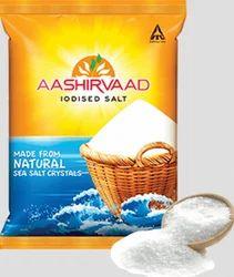 Ashirvaad Aashirvaad Salt, Packaging: Packet