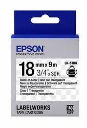 Epson LK-5TBN Tape