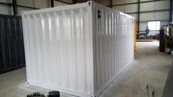 Milk Van PUF Containers