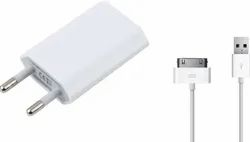 Noble Wall Charger Apple Iphone 4s  White