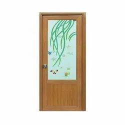 Hinged Classic Door, Size/Dimension: 8 x 4 feet