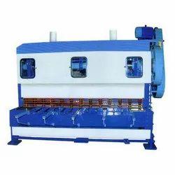 DI-139A Mechanical Shearing Machine (Overcrank)