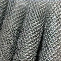 Corrosion Resistant Chain Link Mesh