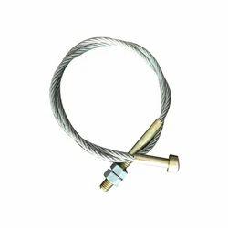 Header Wire Rope 2 mm - 3mm
