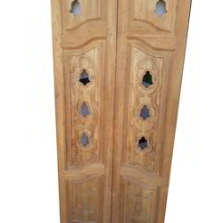 Delightful Wooden Pooja Room Door At Rs 10000 /piece | Pooja Room Doors | ID:  14578521012 Part 8
