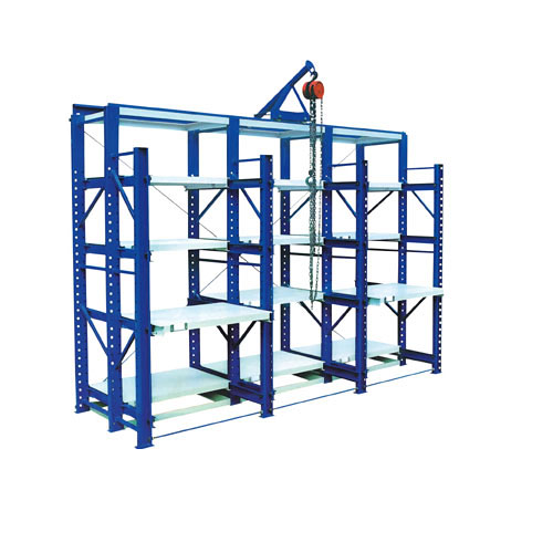 Mould Rack Mould Die Storage Rack Manufacturer From Pune