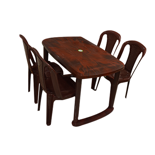 225 & Plastic Dining Table