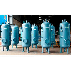 Vertical Air Receivers, Capacity: 20-100 L