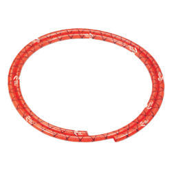 Red Air Hose Pipe, Packaging Type: Polybag