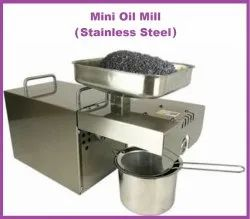Mini Oil Mill