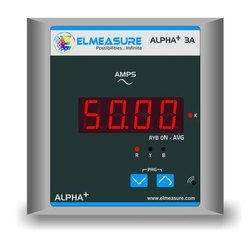 Digital Ampere Meter and Digital Voltmeter - Alpha Series