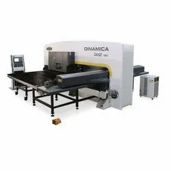 Deratech CNC Punching Machine - Turret Punch