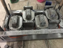 660 Ml 4 Cavity Aluminum Foil Container Mould