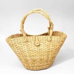 Basket With Lock, Size: 39x15x39 Cm
