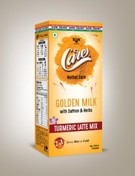 Care 2in1 Golden Milk Turmeric Latte With Saffron And Herbs