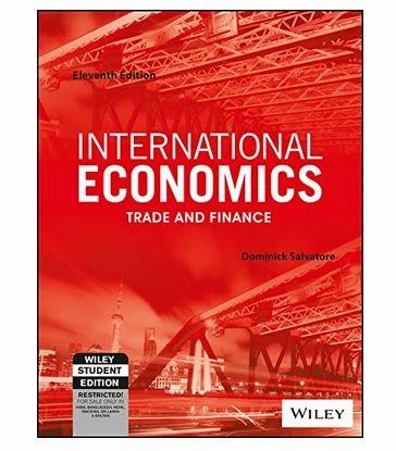 International Economics Book