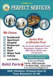 Provide Housekeeping Manpower
