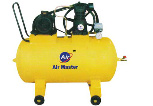 Air Master Compressor - Manufacturer of Single Stage Air